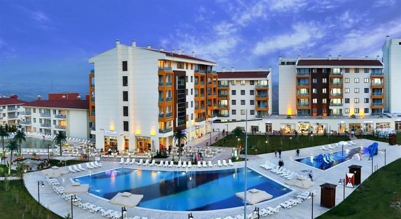 Hattuşa Vacation Thermal Club Ankara