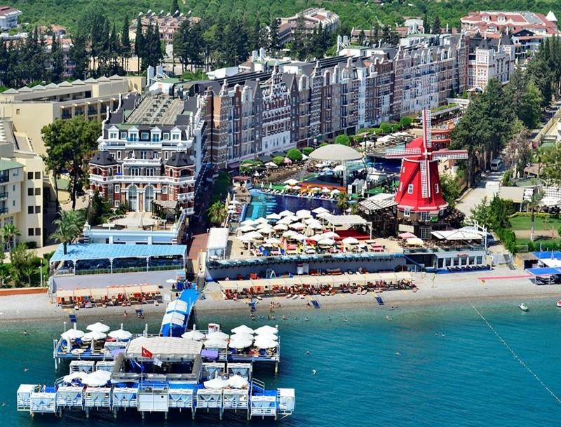Orange County Resort Hotel Kemer